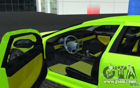 Volga Siber 2.5 AT Restailing for GTA San Andreas left view
