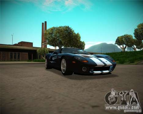 ENBSeries by Sashka911 v4 for GTA San Andreas eighth screenshot