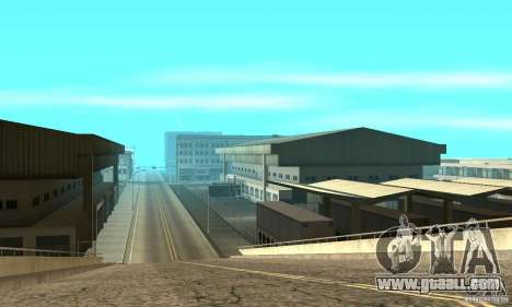 New Island for GTA San Andreas seventh screenshot