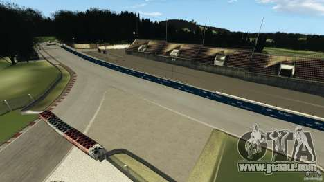 Nordschleife Circuit v1.0 [Beta] for GTA 4 second screenshot