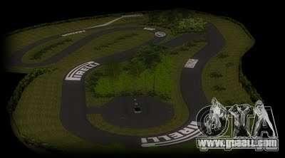 Roskilde ring for GTA San Andreas