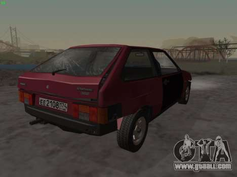 VAZ 21083i for GTA San Andreas