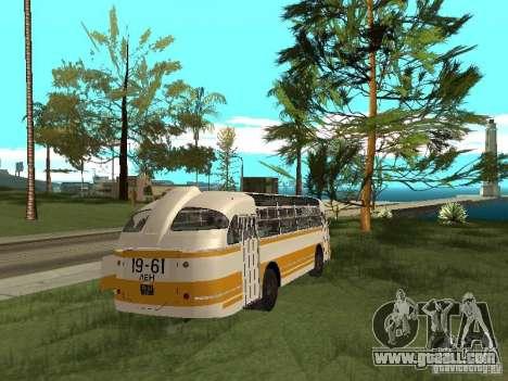 LAZ 695E for GTA San Andreas right view