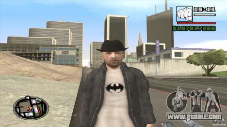 Serial killer for GTA San Andreas