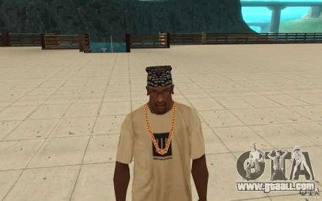 Bandana D12 for GTA San Andreas third screenshot