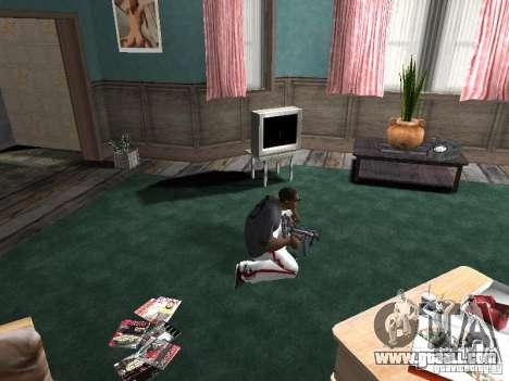 Breath for GTA San Andreas third screenshot