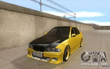 BMW M5 E39 - FnF4 for GTA San Andreas