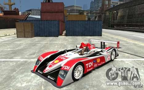 Audi R10 TDI for GTA 4