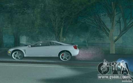 Toyota Celica for GTA San Andreas engine