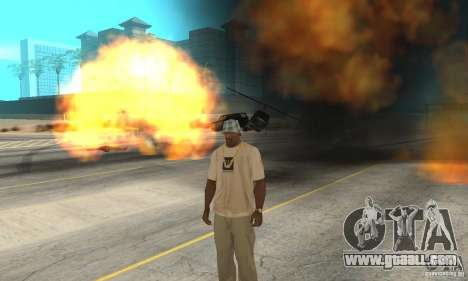 Gods_Anger (The WRATH Of GOD) for GTA San Andreas third screenshot
