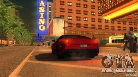 Sunny ENB Setting Beta 1 for GTA San Andreas