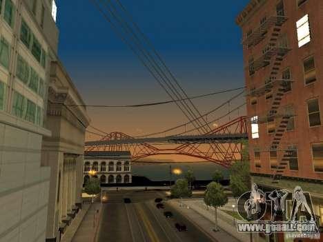 New Sky Vice City for GTA San Andreas seventh screenshot