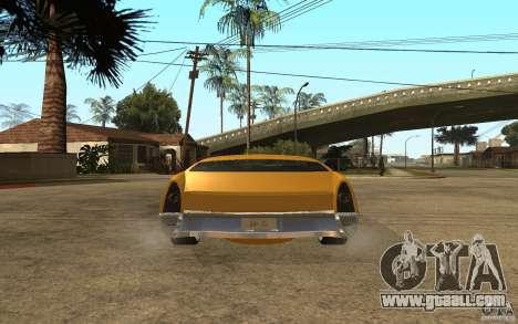MGC Phantom for GTA San Andreas back left view
