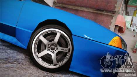 FM3 Wheels Pack for GTA San Andreas twelth screenshot