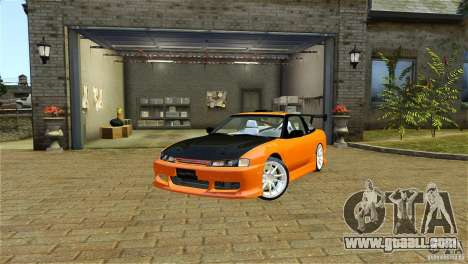 Nissan Sil1480 Drift Spec for GTA 4