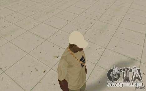Cap captrucka for GTA San Andreas second screenshot