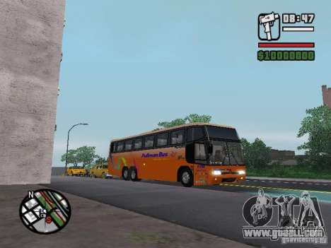 Marcopolo Paradiso GV 1150 Volvo B10M for GTA San Andreas left view