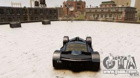 TM Holofernes v1.5 for GTA 4 back view