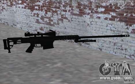 M98B for GTA San Andreas forth screenshot