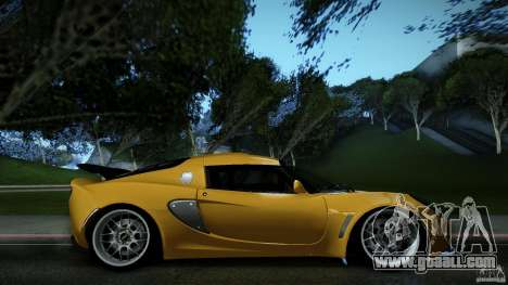 Lotus Exige Track Car for GTA San Andreas left view