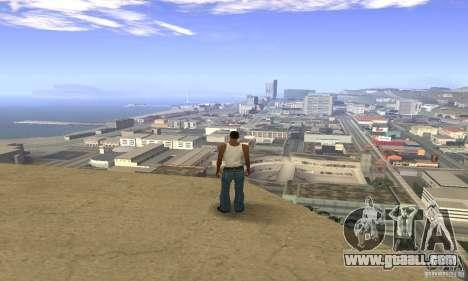 Sunshine ENB Series by Recaro for GTA San Andreas forth screenshot