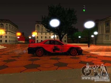 ENBSeries by Mick Rosin for GTA San Andreas forth screenshot