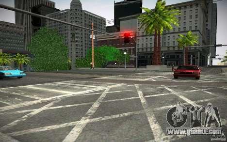HD road (GTA 4 in SA) for GTA San Andreas sixth screenshot