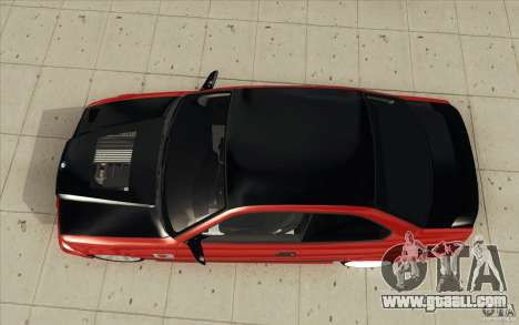 BMW Fan Drift Bolidas for GTA San Andreas right view