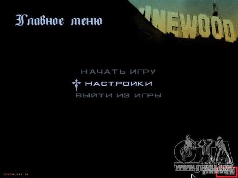 gta_sa.exe v.1.1 for GTA San Andreas second screenshot