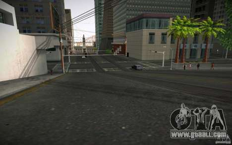 HD road (GTA 4 in SA) for GTA San Andreas third screenshot