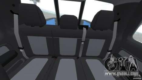 Ford F150 SVT Raptor 2011 for GTA 4 back view
