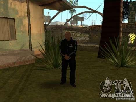Dwayne The Rock Johnson for GTA San Andreas third screenshot