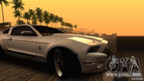 ENBSeries by dyu6 v2.0 for GTA San Andreas seventh screenshot