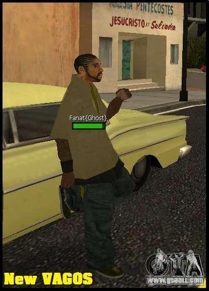 New Vagos [lsv2] for GTA San Andreas second screenshot