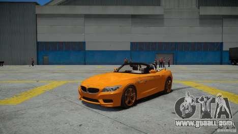 BMW Z4 sDrive 28is for GTA 4