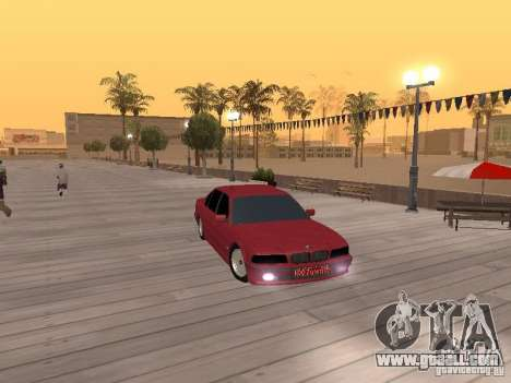 BMW 750iL e38 Diplomat for GTA San Andreas right view