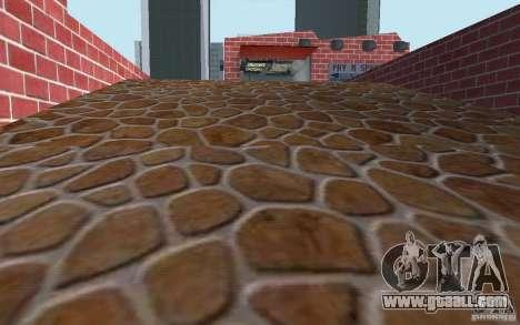 New car dealer Wang Cars for GTA San Andreas fifth screenshot