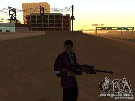 AWP for GTA San Andreas third screenshot