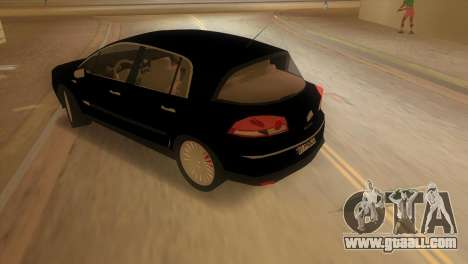 Renault Vel Satis for GTA Vice City left view