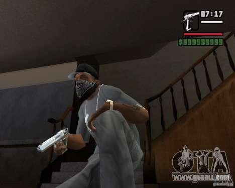 357. Desert Eagle for GTA San Andreas second screenshot