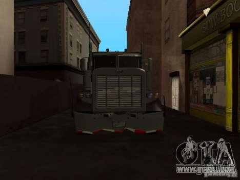 Phantom of GTA IV for GTA San Andreas side view