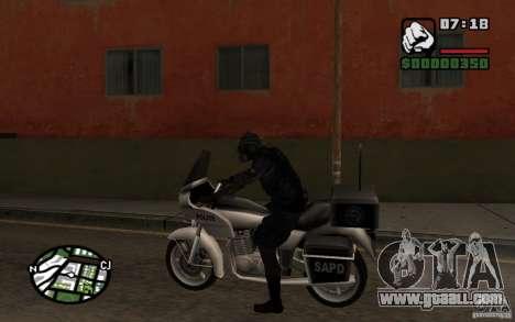 Blackwatch from Prototype for GTA San Andreas third screenshot