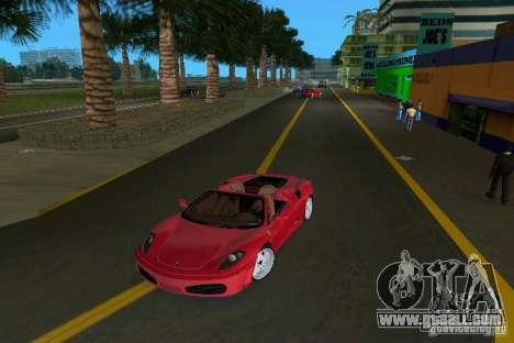 Ferrari F430 Spider 2005 for GTA Vice City