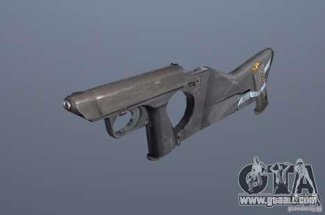 Grims weapon pack1 for GTA San Andreas third screenshot