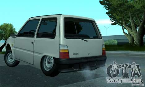 VAZ 1111 Oka for GTA San Andreas left view