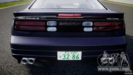 Nissan 300zx Fairlady Z32 for GTA 4