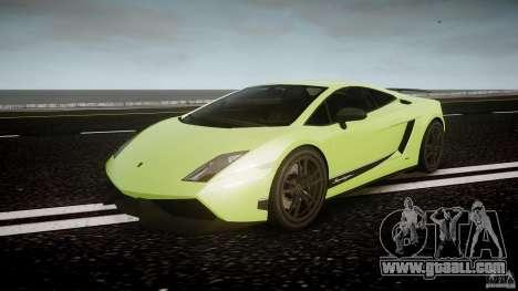 Lamborghini Gallardo LP570-4 Superleggera 2010 for GTA 4