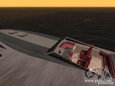 The revived military base in docks v3.0 for GTA San Andreas sixth screenshot