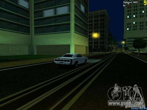 New Graph V2.0 for SA:MP for GTA San Andreas seventh screenshot