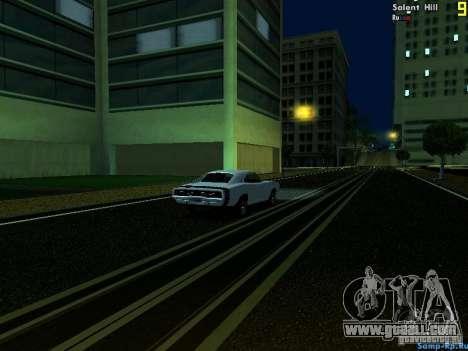 New Graph V2.0 for SA:MP for GTA San Andreas seventh screenshot